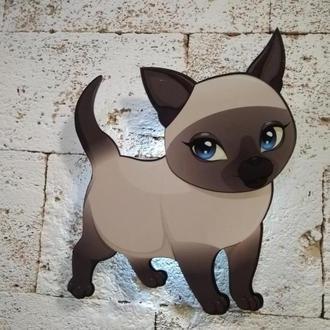 """Светильник """"CatWal"""" Гав"""