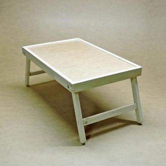 Разобранный раскладной столик Мериленд (без отделки)