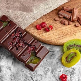 Art плитка (шоколад с сухофруктами)