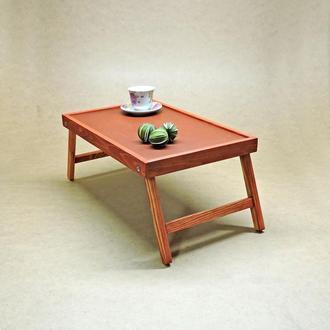 Столик-поднос для завтрака Мериленд коралл