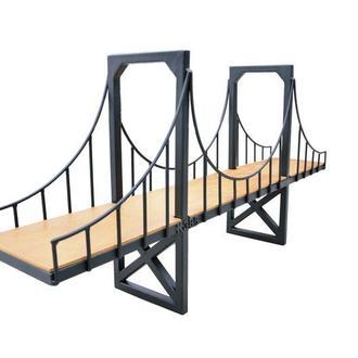 навесная полка-мост