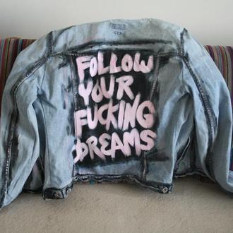 джинсовка джинсова куртка роспись розпис куртки