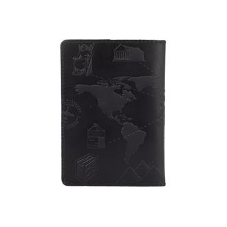 "Обложка для паспорта  HiArt PC-02 Shabby Night ""7 wonders of the world"""