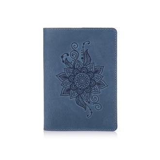 "Обложка для паспорта  HiArt PC-02 Shabby Lagoon  ""Mehendi Classic"""