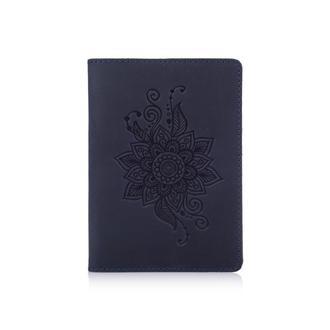 """Обложка для паспорта  HiArt PC-02  Shabby Ink """"Mehendi Classic"""""""
