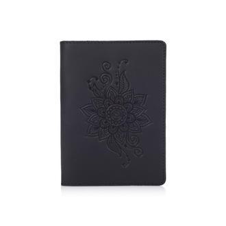 """Обложка для паспорта  HiArt PC-02  Shabby Night """"Mehendi Classic"""""""