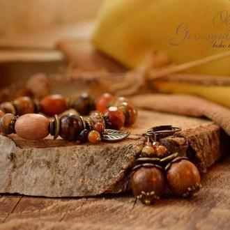 Комплект ′Теплый мед′
