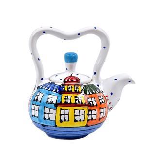 Семейный чайник-заварник