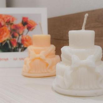Ароматные свечи-тортики на любой вкус от L'engard