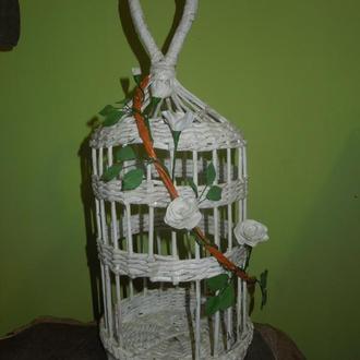 Декоративна клітка
