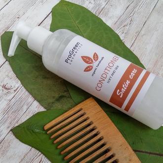 Кондиционер для мягких и шелковистых волос