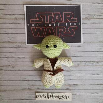 мастер Йода из Звездных войн