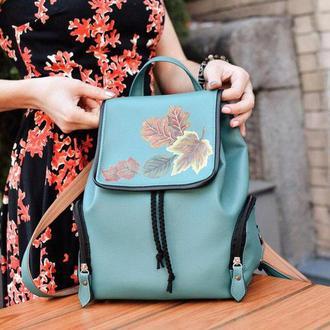 Рюкзак с гравировкой, городской рюкзак, рюкзак