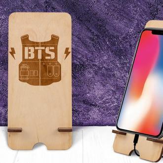 """Подставка под телефон """"BTS"""""""
