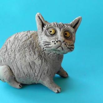 Фигурка кота обворожительного