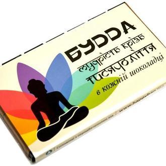 """Набір шоколадок із перебаченнями """"Будда"""""""