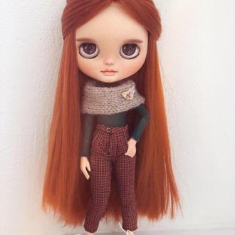 Кукла шарнирная TBL Blythe