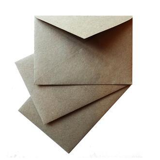 Конверт С6. Целлюлозная бумага.