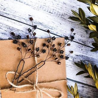 Комплект шпилек  для прически/Подарок на День рождения и 8 марта
