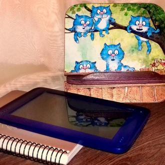 Подставка -органайзер для книг,планшета, телефона и т.д