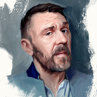 Портрет в  технике | По фото | Цифровая живопись | Портрет на заказ | Декоративная картина