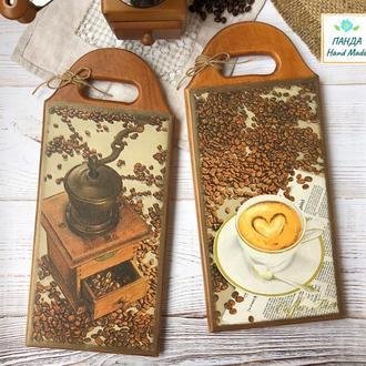′Coffee time′ - набор кухонных досточек, 2шт.