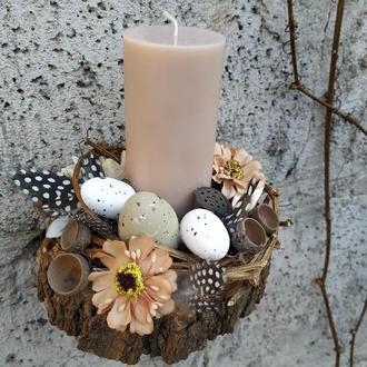 Пасхальная свеча