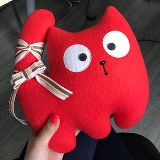 "Декоративная подушка- сплюшка ""Коте"""