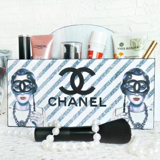 """Органайзер для косметики """"Шанель"""""""