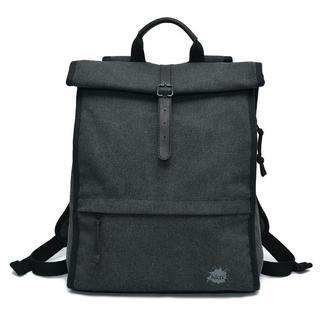 """Tesla X a&b роллтоп городской стильный рюкзак из натуральной ткани. Для ноутбука16""""."""
