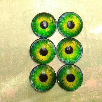 Глаза кабошоны 10 мм №42