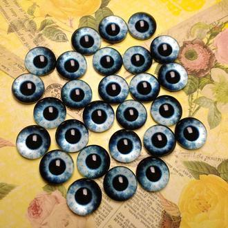 Глаза кабошоны 10 мм №75