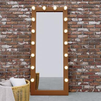 Зеркало с Led лампами, візажне зеркало
