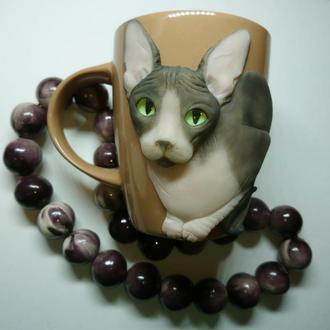 """Чашка  """"Сфинкс"""""""