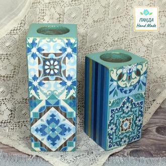 Подсвечники ′Марокко′ - набор 2шт.