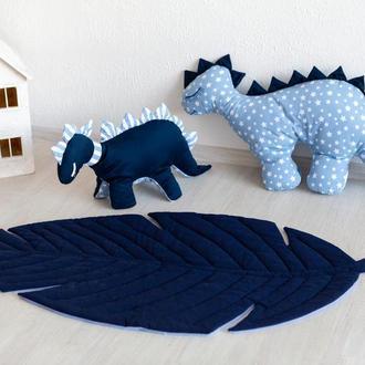 Динозавр игрушка-подушка