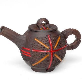 Чайник заварник керамичечкий.