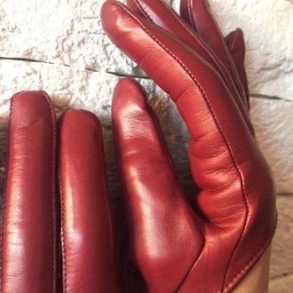 Женские перчатки мини