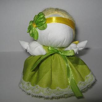 Кукла-мотанка Счастье, подарок, оберег