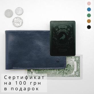 Травел кейс, синий кошелек, подарок мужу, подарок для девушки | Manu Holysaints