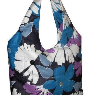 Брайт - летняя тканевая сумка.