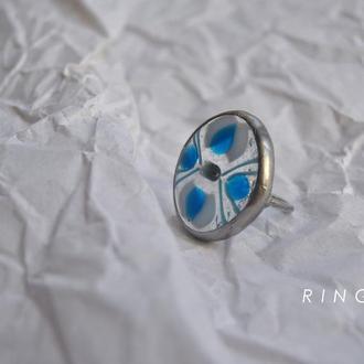Скляний перстень RING 06