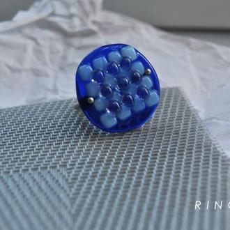 Стеклянный перстень RING 02