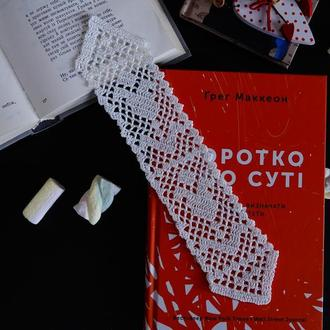 "Закладка для книг ""Тюльпаны"""