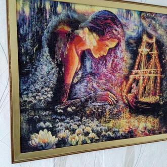 Картина, вишивка хрестом