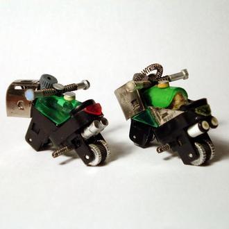 Сувенір із запальничок, байк, мотоцикл, сувенир