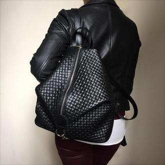 "Рюкзак ""Парис"" натуральная сумка"