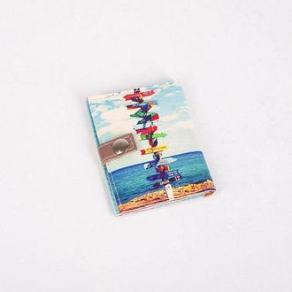 Обложка для ID паспорта -Указатели-