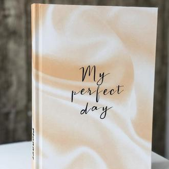 Планер Planner My perfect day Пастель русский