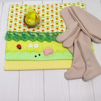 Набор для шитья зайца пасхального